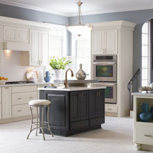 cabinet color trends