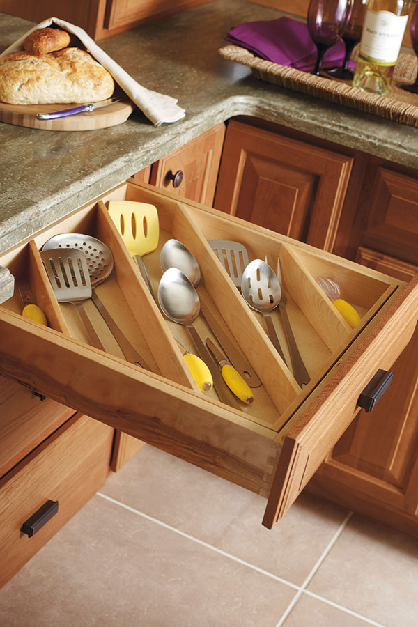 Cooking Utensil Divider