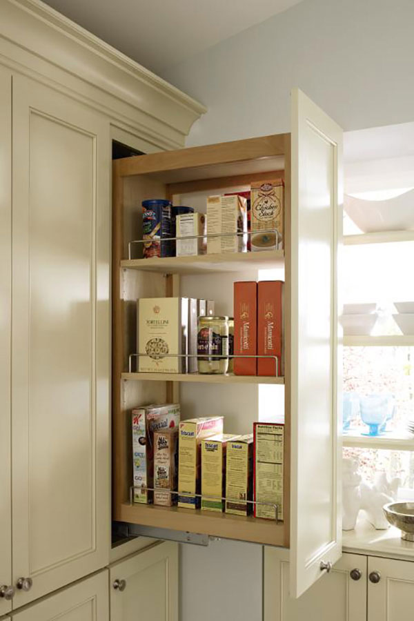 Tall Pantry Top Unit