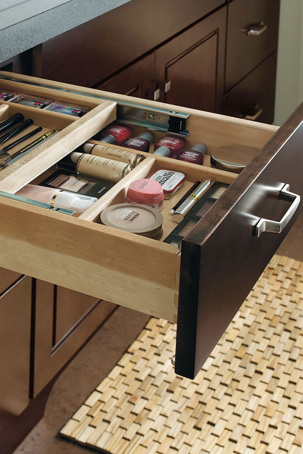 Vanity Cosmetic Center Drawer