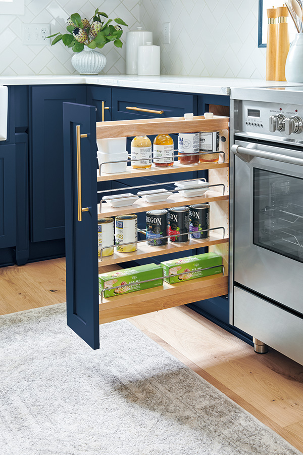 Base Pantry Pull-Out