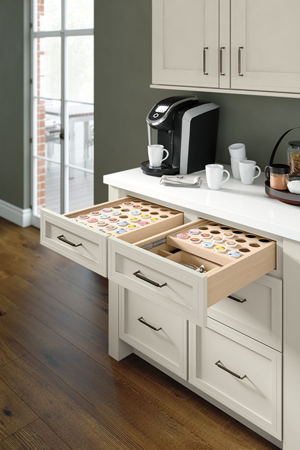 Base K-Cup Cabinet