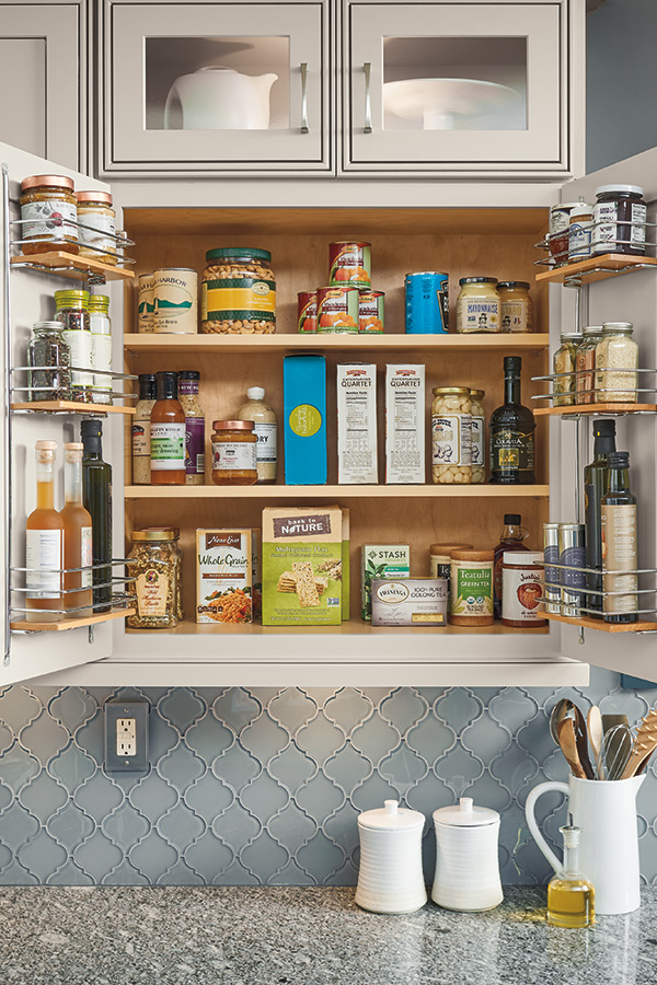 Wall Easy Access Storage Cabinet