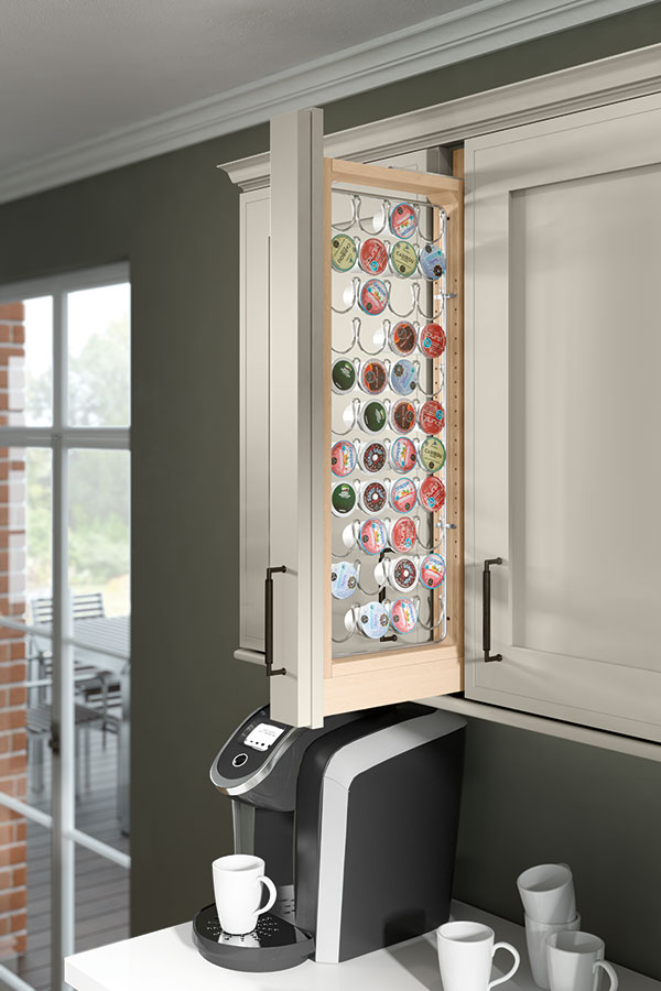 Wall Box Column Pull Out with K-Cup™