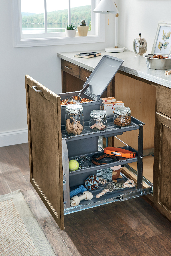 Organization And Specialty Products Base Bin Tray Pull