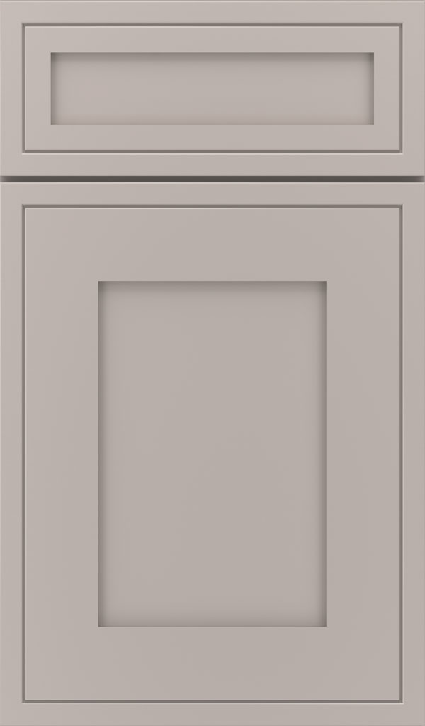 Amelia 5-Piece Maple Shaker Style Cabinet Door in Cloud