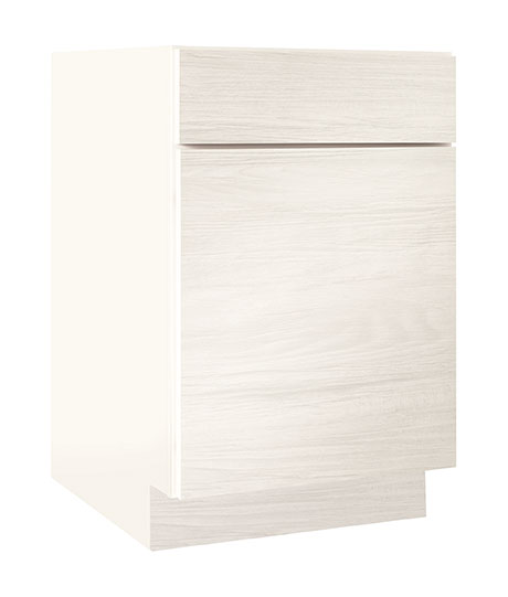 Arctic with White Cabinet