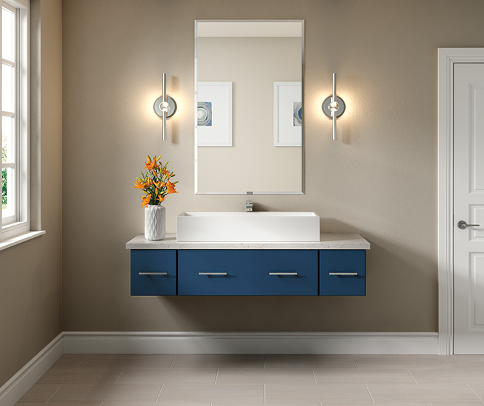 Contemporary Bathroom Maple Naval
