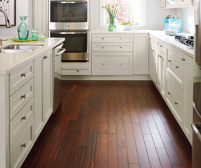 Transitional Kitchen Maple Coconut K2