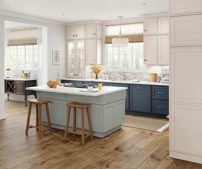 Delta Casual Kitchen Painted 2