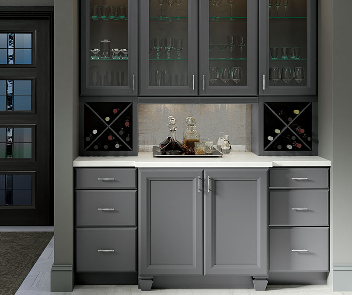 Open Heart Kitchen: Koslin TrueColor Obsidian