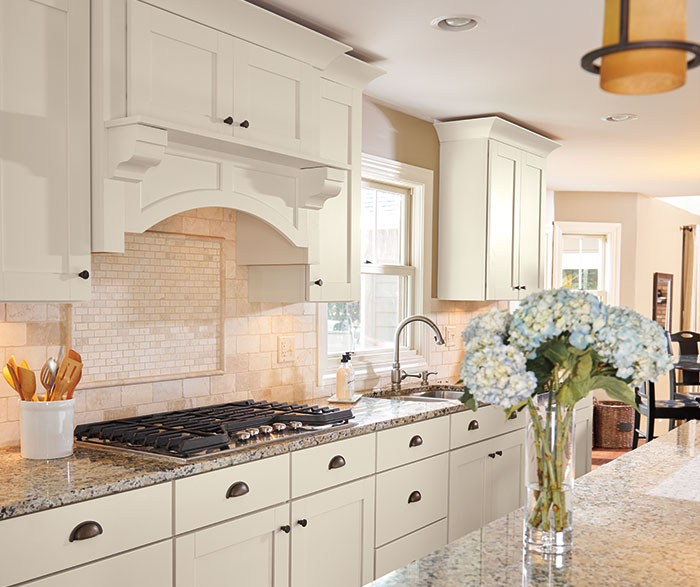 Transitional Kitchen TrueColor Coconut K4