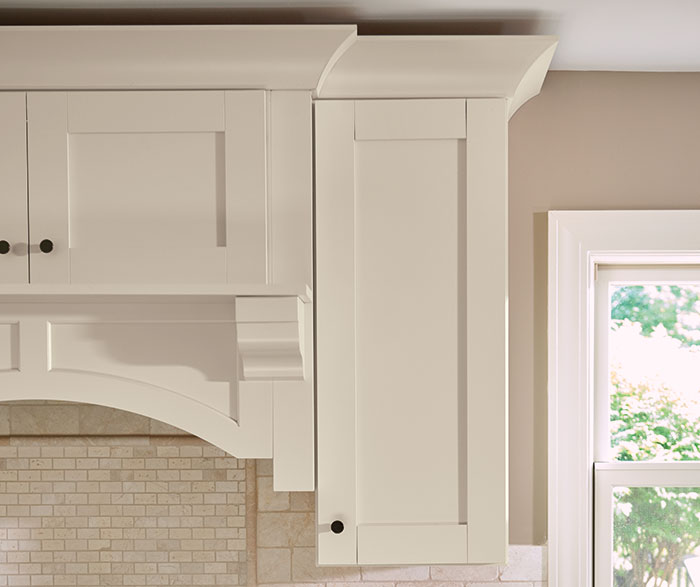 Transitional Kitchen TrueColor Coconut K2