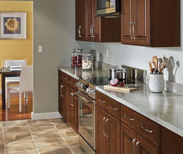Casual Kitchen Cherry Havana K3
