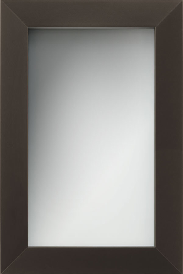 Aluminum Oil Rubbed Bronze Finish with Frost Glass