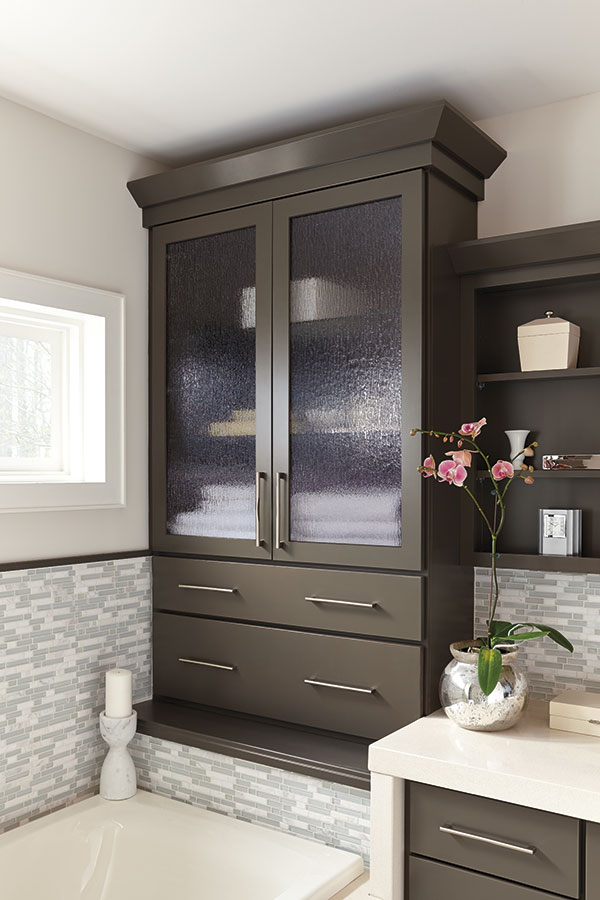 Specialty Cabinets Wall Cabinet With Two Drawers