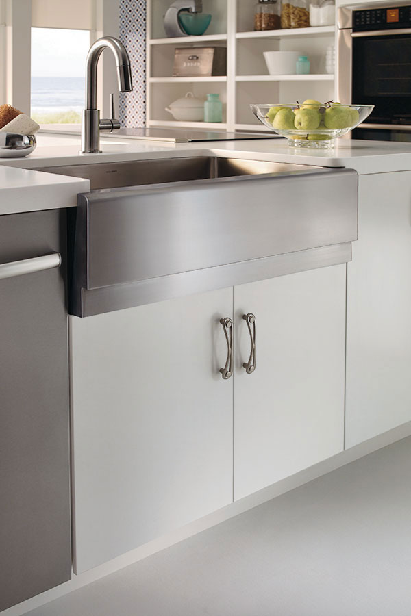KOHLER kitchen sinks come in a variety of styles, designs and materials. See your function and installation options and find the perfect sink for your ktichen.